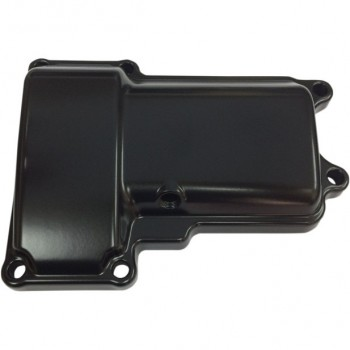 BLACK TRANSMISSION TOP COVER FOR HARLEY DAVIDSON FLT/FLHT TOURING '07-'16