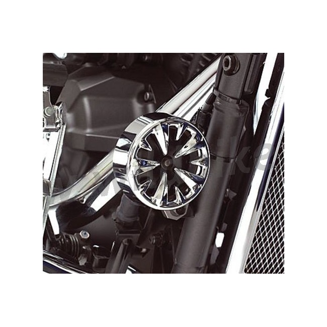 2000 Honda Shadow 1100: HORN COVER VANTAGE For HONDA SHADOW VT 750/1100