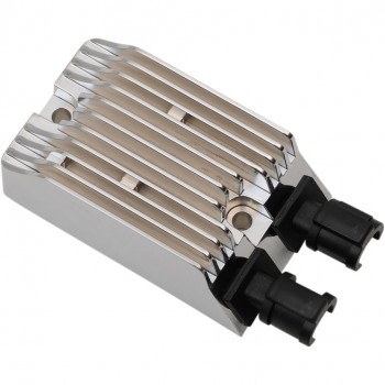 CHROME REGULATOR RECTIFIER TENSION SOLID STATE FOR HARLEY DAVIDSON XL SPORTSTER '14-'18