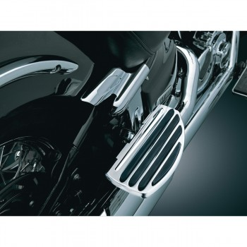 PASSENGER FLOORBOARDS COMFORT ISO CHROME FOR INDIAN CHIEF/CHIEFTAIN '14-'18
