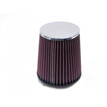 AIR FILTER K&N HIGH FLOW AIRCHARGER TAPERED RC-4550 UNIVERSAL CLAMP-ON 102 MM  FOR MOTORCYCLE