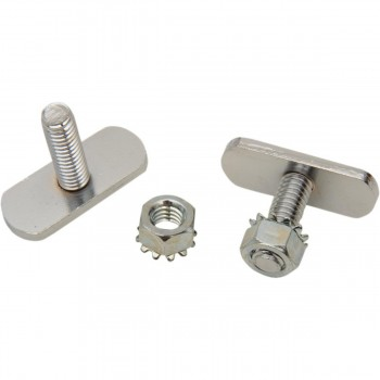 EXHAUST T-BOLT SILVER FOR HARLEY DAVIDSON