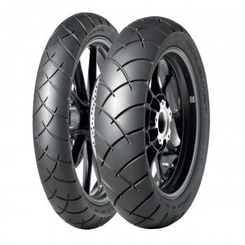 REAR TYRE DUNLOP TRAILSMART 130/80 - 17 65S TL FOR MOTORCYCLE
