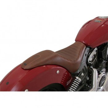 SELLA CONDUCENTE IN PELLE RSD 2-UP ENZO™ MARRONE PER INDIAN SCOUT/SCOUT SIXTY '15-'18