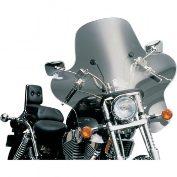 "PARABREZZA TOURING S-00 ENTERPRISE 21"" PER MOTO HONDA CMX 500 ABS REBEL"