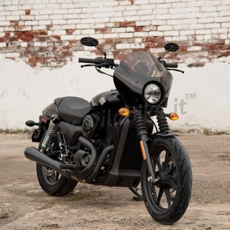 Windshield Gauntlet Fairing For Harley Davidson Xg Street 750