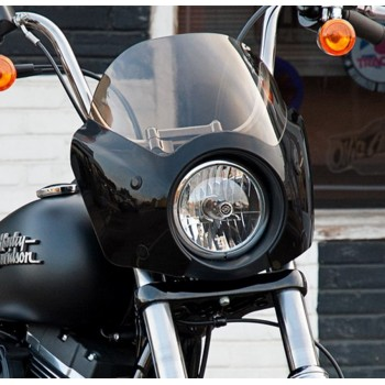 PARABREZZA CUPOLINO CAFE FAIRING PER HARLEY DAVIDSON FXDL DYNA LOW RIDER '14-'17