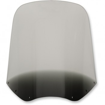 """SUPERIOR WINDSHIELD 17"""" 43 CM GHOST FOR ROAD WARRIOR FAIRING"""