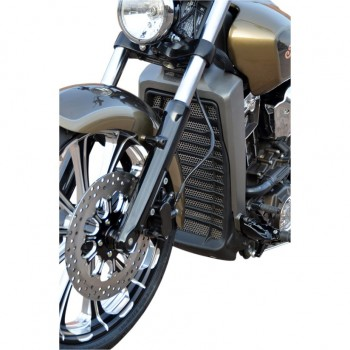 RADIATOR COVER GUARD OUTRIDER FOR INDIAN SCOUT/SCOUT SIXTY/BOBBER '15-'18