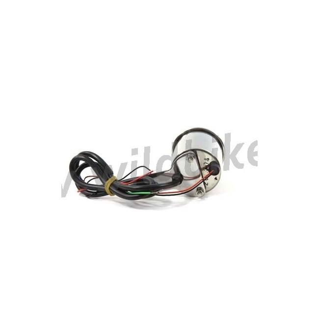 electronic tachometer 48 mm super mini deco for