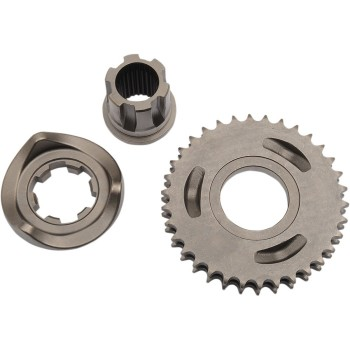 SOLID PRIMARY SPROCKET COMPENSATOR KIT 34 TOOTH FORHARLEY DAVIDSON TWIN CAM '06'-'11