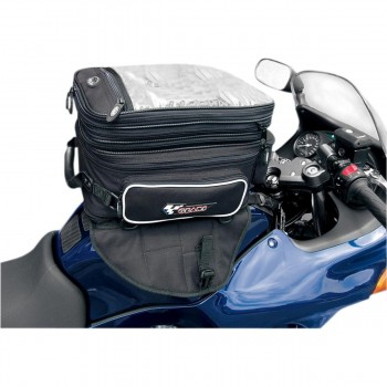 TANK BAG BACKPACK EXPLORER MAGNETIC FOR MOTORCYCLE CUSTOM AND HARLEY DAVIDSON