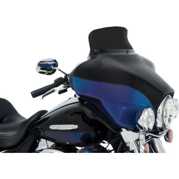 "SPOILER WINDSHIELD 5"" 125 MM DARK FOR OEM FAIRING HARLEY DAVIDSON FLH TOURING '96-'13"