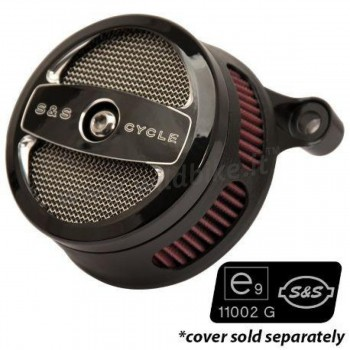 AIR FILTER BOX S&S STEALTH™ EU APPROVED FOR HARLEY DAVIDSON XL SPORTSTER 883 '07-'19