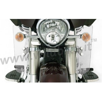 DEFLECTOR WINDSHIELD FORK HIGHWAY BARS KAWASAKI VN 1500 VULCAN CLASSIC