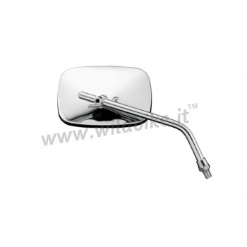 MIRROR UNIVERSAL AMERICAN STYLE CHROME FOR CUSTOM MOTORCYCLE