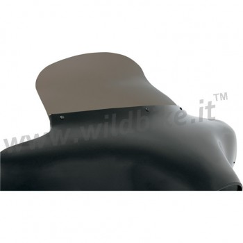 "PARABREZZA SPOILER PER CARENATURA BATWING MEMPHIS SHADES ALTEZZA 9"" SMOKE"