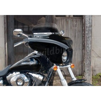 CARENATURA PARABREZZA BATWING FAIRING HARLEY DYNA FXDWG WIDE GLIDE '06-'17