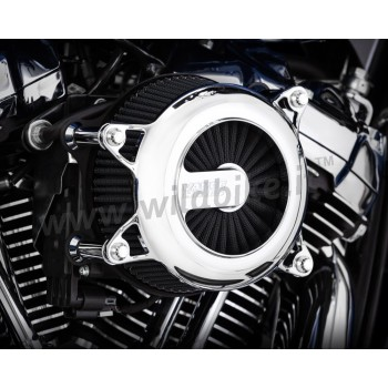 AIR FILTER VANCE & HINES VO2 ROGUE CHROME HARLEY DAVIDSON XL SPORTSTER SPORTSTER '91-'18