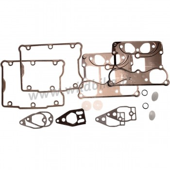 COMETIC GASKETS SET ROCKER BOX ENGINE HEAD COVER HARLEY DAVIDSON TWIN CAM '99-'17