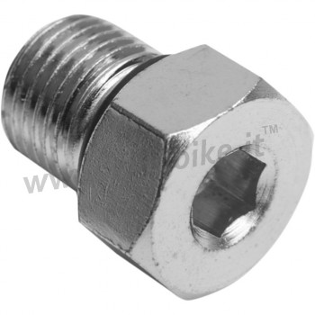 MAGNETIC DRAIN PLUG PRIMARY FOR HARLEY DAVIDSON FXD DYNA '06-'17