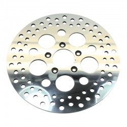 "FRONT BRAKE ROTOR 11.5"" FOR FORK SPRINGER HARLEY DAVIDSON SPORTSTER AND DYNA"