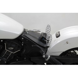 KIT SUPPORTO A MOLLE PER SELLA MONOPOSTO INDIAN SCOUT/SIXTY/BOBBER '15-'20