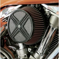 AIR CLEANER BARON KIT BIG AIR XXX BLACK FOR YAMAHA SCR950 SCRAMBLER ABS