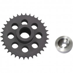 SOLID PRIMARY SPROCKET COMPENSATOR KIT 34 TOOTH FOR HARLEY DAVIDSON SOFTAIL M-EIGHT