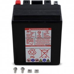 BATTERY YUASA HIGH PERFORMANCE MAINTENANCE FREE FA YTX14L HARLEY DAVIDSON XL SPORTSTER