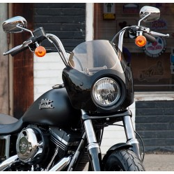 PARABREZZA CUPOLINO CAFE FAIRING HARLEY DAVIDSON FXDL DYNA LOW RIDER '14-'17