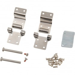 TOUR-PAK® HINGE HARDWARE KIT FOR HARLEY DAVIDSON TOURING '87-'13