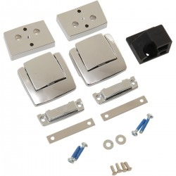 TOUR-PAK® LATCH HARDWARE KIT FOR HARLEY DAVIDSON TOURING '87-'13