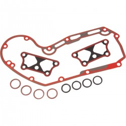 GASKET AND O-RING KIT CAM COVER FOR HARLEY DAVIDSON XL SPORTSTER 04-20