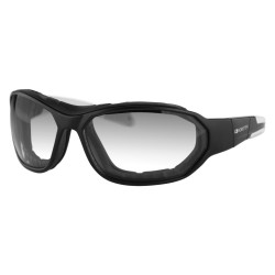 GOGGLES TECHNICAL MOTO BOBSTER FORCE CONVERTIBLE PHOTOCHROMIC