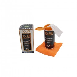 KIT 30 CLEANING WIPES NOLINE FOR MOTORCYCLE FINISH
