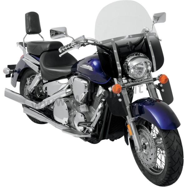RKRCXH Parabrezza deflettore per Moto Moto Sostituzione del Parabrezza Forma Fit for Kawasaki Z800 ZR800 2013-2015 Moto Parabrezza Moto Parabrezza Proteggi dai Graffi