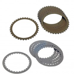 CLUTCH DISC KIT KEVLAR HIGH PERFORMANCE HARLEY DAVIDSON XL SPORTSTER 91-20