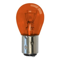AMBER BULB STYLE 1157 12 V DUAL FUNCTION