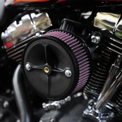 AIR CLEANER S&S STEALTH™ EU APPROVED FOR HARLEY DAVIDSON M-EIGHT SOFTAIL 18-21
