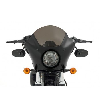 PARABREZZA GAUNTLET FAIRING PER HARLEY XL1200X FORTY EIGHT