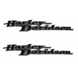 EMBLEMS FUEL GAS TANK LOGO HD LETTER HARLEY DAVIDSON