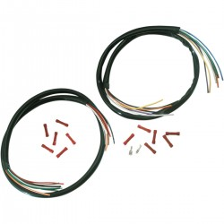 """EXTENDED WIRING KIT 122 CM (48"""") HARLEY DAVIDSON SPORTSTER AND BIG TWIN 82-95"""