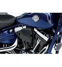 KIT POWER FLO FILTRO ARIA NERO HARLEY BIG TWIN '99-'12