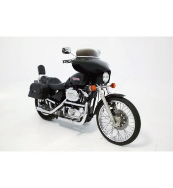 PARABREZZA CARENATURA BATWING FAIRING HARLEY XL1200C SPORTSTER