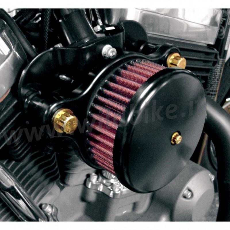 Air Cleaner Filter High Power Joker Machine Black Harley