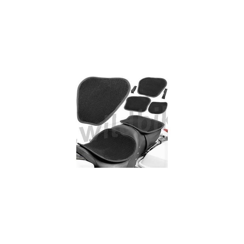 gel tech series cushion for motorcycle saddles size l. Black Bedroom Furniture Sets. Home Design Ideas