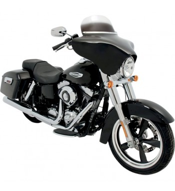 PARABREZZA CARENATURA BATWING FAIRING PER HARLEY FLD SWITCHBACK