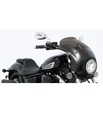 PARABREZZA BULLET FAIRING   HONDA VT 750 C2B BLACK SPIRIT