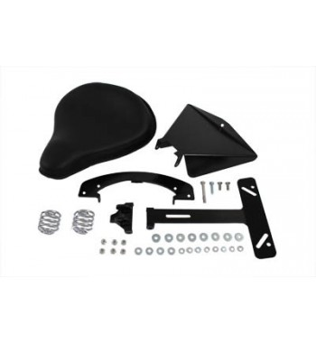SELLA IN PELLE A MOLLE KIT MONOPOSTO HARLEY XL SPORTSTER '04-'06